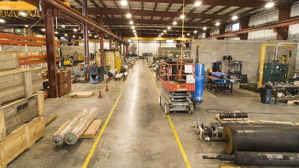 Bluegrass Roller Warehouse